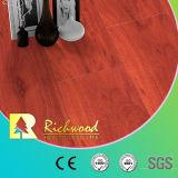 Revêtement de sol stratifié laminé en bois de vinyle à parquet en chêne commercial