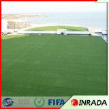 Relvado artificial do Synthetic da esteira da grama da paisagem durável antiderrapante da corte do golfe