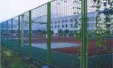 粉の産業のための上塗を施してある金網の塀のゲート
