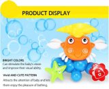 1432523-Lovely Crab Pattern Bath Shower Jouet de pulvérisation d'eau pour enfant