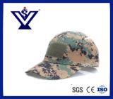 마술 테이프 (SYSG-235)를 가진 Camoflage 군 또는 육군 모자