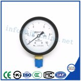 Jy Best-Selling cápsula generales Manómetro indicador de fuelles