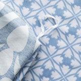 Impressão de algodão personalizado padrão bonitinho Beddings Queen