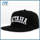 La moda Hip Hop Snap Tapa posterior sublimación sombrero Snapback
