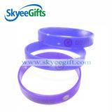 Custome Razoáveis e lindos Braceletes de Silicone