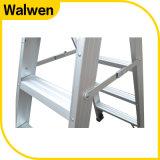 Двойного складывания зеркал со стороны домашних хозяйств лестницы из алюминия