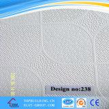 Panneau de plafond en plâtre / panneau de plâtre PVC / plafond en plâtre PVC plafond