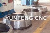 Fünf-Mittellinie CNC-Fräsmaschine für Schritt-Schuh der segmentierten Form