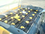 Новое условие 3,0 тонн электрического вилочного погрузчика для продажи