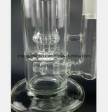 11.42 in Glass Pipe Filter Recovery tube de verre