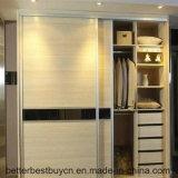 Garde-robe de meubles de chambre à coucher de bonne qualité de niveau élevé