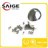 Sfera filettata grande metallo del acciaio al carbonio