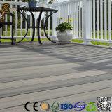 prix d'usine Hot Sale WPC Decking composite de plein air de coextrusion