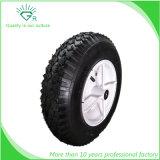 4.00-8 Piccola rotella di gomma della rotella pneumatica resistente con cuscinetto