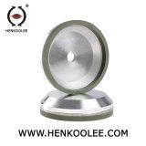 Стеклянный абразивный диск чашки диаманта Reisn Bond