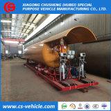 5tons de LPG Opgezette Installatie van het Benzinestation van het Gas van LPG van de Post Mobiele voor Nigeria