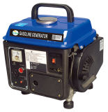 Generador de gasolina portátil 650W con mango de elevación