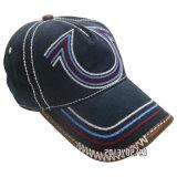 デニムのトラック運転手の帽子1705年