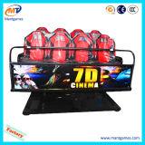 전문가 7D Cinema Manufacturers, 7D Cinema Simulator