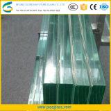 10mm Low-Iron Toughened Laminated Glass