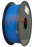Además de ABS en espiral de 3,0 mm Blue 3D de filamentos