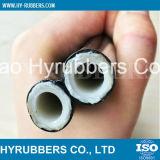 Fibre synthétique résistant aux huiles de la tresse de flexible hydraulique de renfort R7