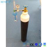 10L Cilinder van Co2 van de Cilinder van de Zuurstof van het staal de Medische met Gediplomeerde DOT/Ce/Tped/ISO