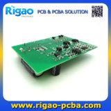 Router PCBA da eletrônica com peças