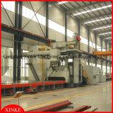 Het de automatische Machine van het Zandstralen/Zandstraaltoestel van de Transportband