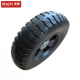 5X1.5 Puncture Proof PU Foam Tyre Baby Carriage Wheel