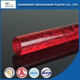 Kleurrijke Duidelijke Plastic AcrylStaaf PMMA voor de Bouw