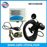 タワークレーン風力計の風速センサー、風速Mearement