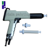Revêtement en poudre électrostatique automatique des pièces de fusil de pulvérisation