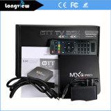 S905 Amlogic Mxq PRO Quad Core 5.1 Andorid Smart TV Box avec 1 Go/8 Go WiFi 2,4GHZ H. 265 Full HD Mxq Kodi préinstallé mieux qu'orginal enracinée