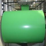 Катушки PPGI Prepainted оцинкованной стали на заводе