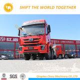 Hongyan Iveco Genlvon 6X4のトラクターのトラック、自動トラクターのトラック