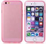 2016 neuer Kasten des Ankunfts-Raum-TPU für iPhone 6 Klage des rückseitigen Deckel-6plus viele Modelle Telefono Movil