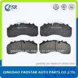 Wva29228 garnitures de frein semi-métalliques du grand marché C.V
