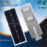 Alliage en aluminium 20W Rue lumière LED solaire dans le style de SMD