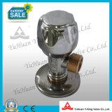 Нормальный вентиль угла вковки латунный (YD-C5029)
