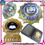 미국 경찰 기장 사용을%s 3D 금속 기장
