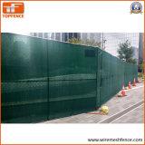 Maillon de chaîne temporaire de clôture de sécurité / Clôture clôtures mobile/portable