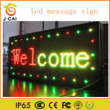 Scrolling LED Message Sign를 위한 옥외 LED Display Module