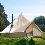 Stahlpolematerial und -5 + Personen-Zelt-Typ Safari-Zelt