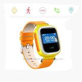 Pantalla táctil de colorido reloj GPS Tracker de seguridad para niños/niños/personal Y5