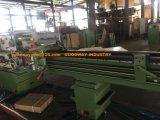 절단 금속 C-6180를 위한 보편적인 수평한 기계로 가공 CNC 포탑 공작 기계 & 선반