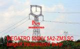Torretta della trasmissione di tangente dello Sc di Megatro 500kv 5A2-Zm3