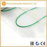 Тонкая циновка топления кабеля топления 230V циновки 2.6mm топления соединения двойного пункта циновки топления