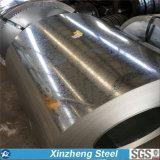 A chapa de aço galvanizada mergulhada quente na bobina galvanizou a bobina de aço