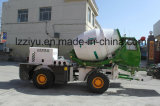 3.0cbm Self-Loading Concrete Mixer met Dieselmotor